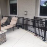 ornamental fencing pool